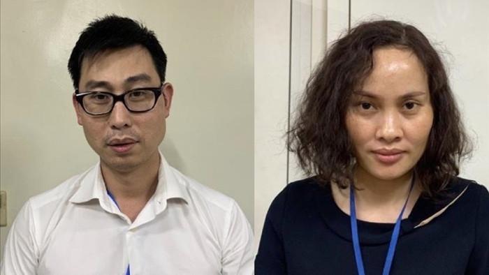 Hà Nội: Khởi tố 3 bị can hút máu bệnh nhân ở Bệnh viện Bạch Mai - 1