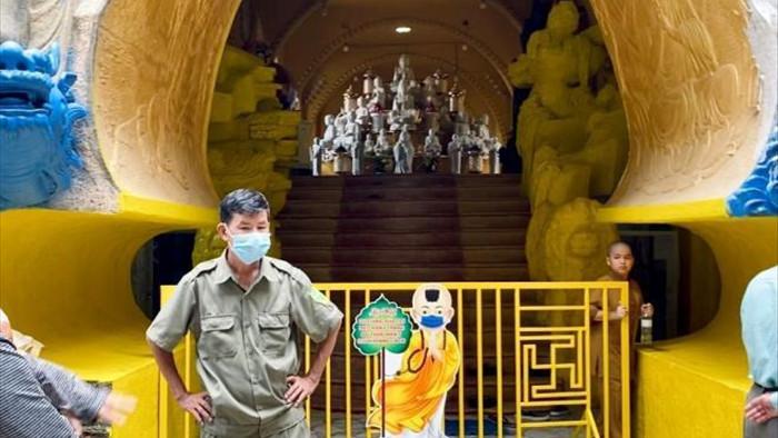 Tro cốt bị vứt xó ở chùa Kỳ Quang 2: Ban Trị sự GHPG TP.HCM lên tiếng - 3