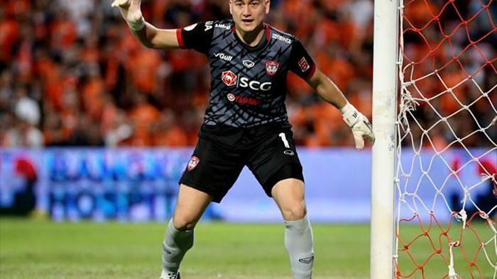 Đặng Văn Lâm chiếm lại suất bắt chính tại Muangthong United - 1