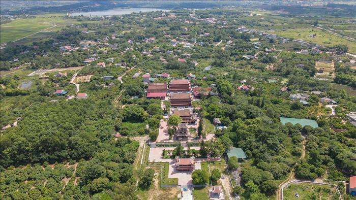 Ngôi chùa nghìn năm tuổi  - Trường Đại học phật giáo đầu tiên ở Việt Nam - 1