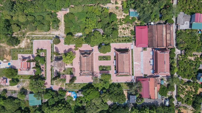 Ngôi chùa nghìn năm tuổi  - Trường Đại học phật giáo đầu tiên ở Việt Nam - 16