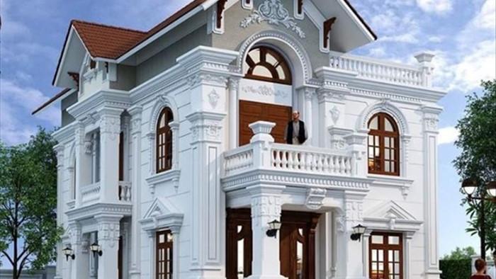 Mẫu nhà 2 tầng đẹp đơn giản hiện đại phù hợp cả nông thôn và thành thị - 13