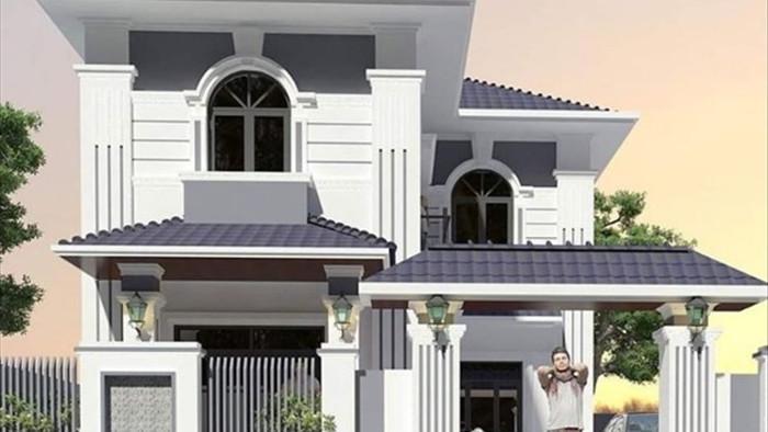 Mẫu nhà 2 tầng đẹp đơn giản hiện đại phù hợp cả nông thôn và thành thị - 20