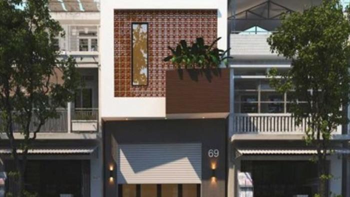 Mẫu nhà 2 tầng đẹp đơn giản hiện đại phù hợp cả nông thôn và thành thị - 10