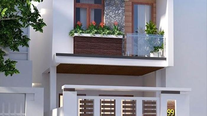 Mẫu nhà 2 tầng đẹp đơn giản hiện đại phù hợp cả nông thôn và thành thị - 11