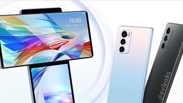 LG Wing 5G lộ ảnh render báo chí với màn hình xoay, 3 camera sau, ra mắt ngày 14/9 - Ảnh 1.