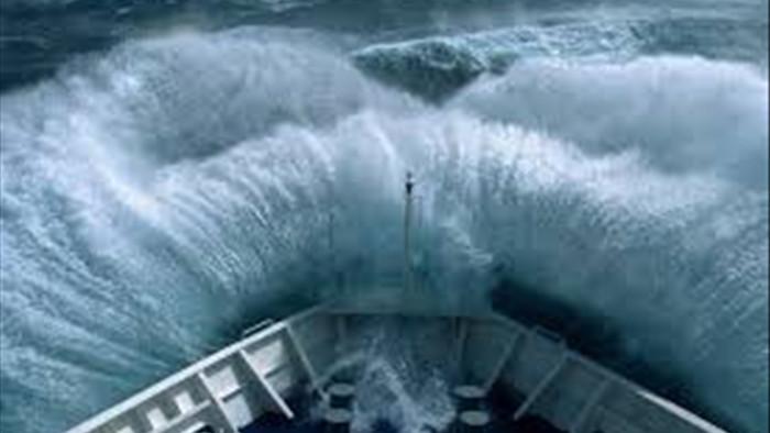 Eo biển nguy hiểm bậc nhất - Nỗi ám ảnh tính bằng mạng sống của thủy thủ - 1