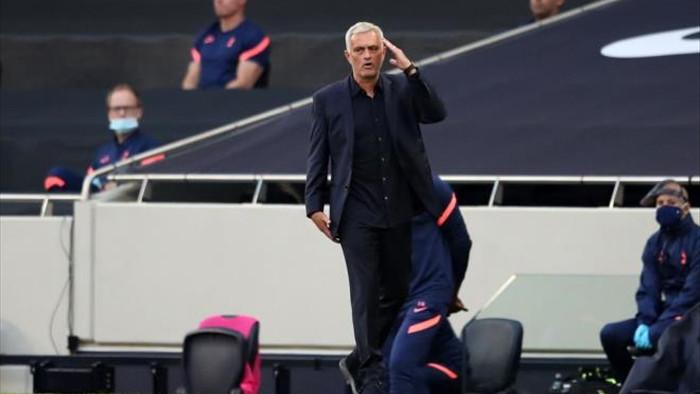 Nhận thất bại chưa từng có, Mourinho chê Tottenham lười, trách Everton ăn gian - 1
