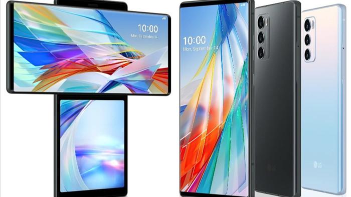 Smartphone màn hình xoay LG Wing chính thức trình làng - 1