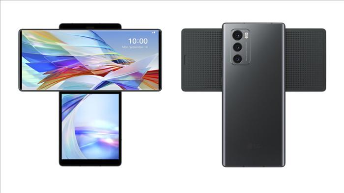 Smartphone màn hình xoay LG Wing chính thức trình làng - 2