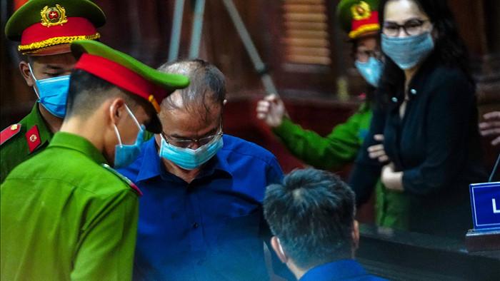 Toàn cảnh buổi đầu tiên xét xử ông Nguyễn Thành Tài và đồng phạm - 21