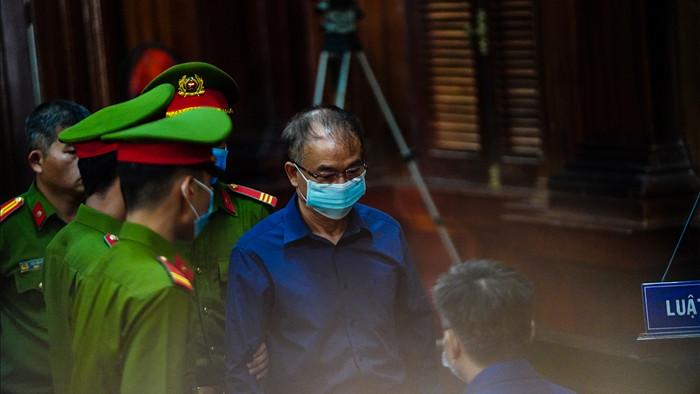 Toàn cảnh buổi đầu tiên xét xử ông Nguyễn Thành Tài và đồng phạm - 6