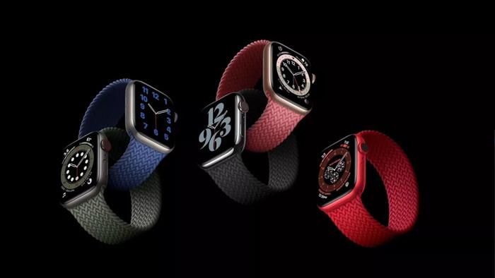 iPad Air 4, Apple Watch Series 6 và Apple Watch SE chính thức trình làng - 1