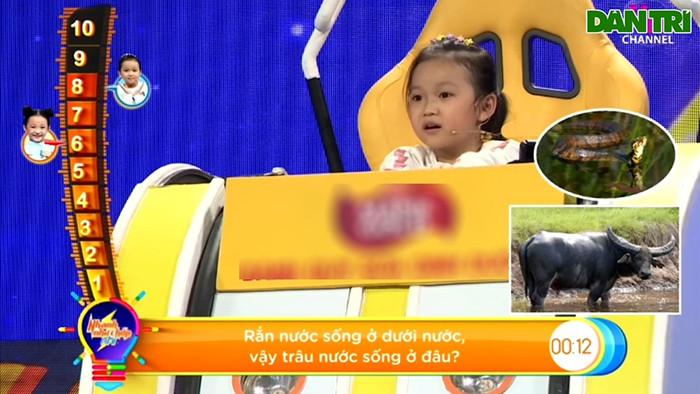 Con gái NSƯT Hạnh Thúy chiến thắng ngoạn mục Nhanh như chớp nhí - 5