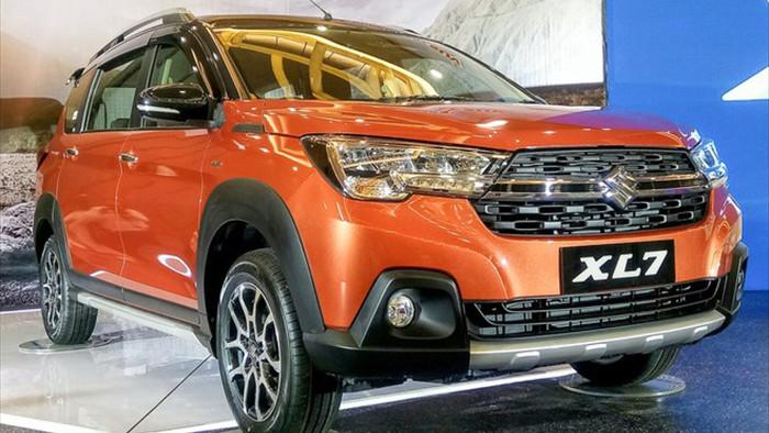 Suzuki XL7 bán chạy gấp đôi Toyota Rush, tham vọng áp sát Xpander - 1