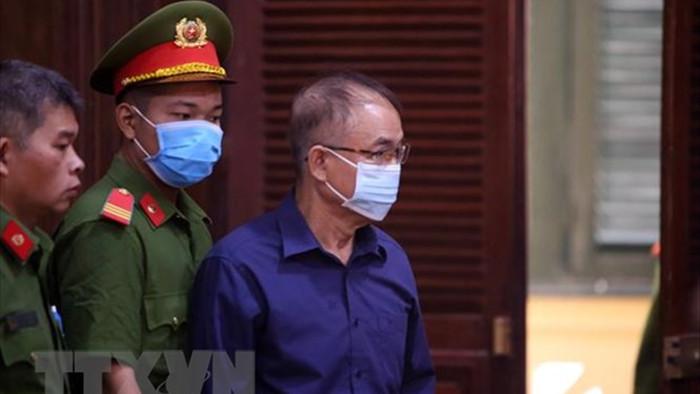 Nguyen Pho Chu tich UBND TP Ho Chi Minh bi tuyen phat 8 nam tu hinh anh 1