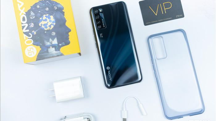 Trên tay smartphone có camera ẩn dưới màn hình đầu tiên trên thế giới: Chất lượng không như kỳ vọng - Ảnh 3.