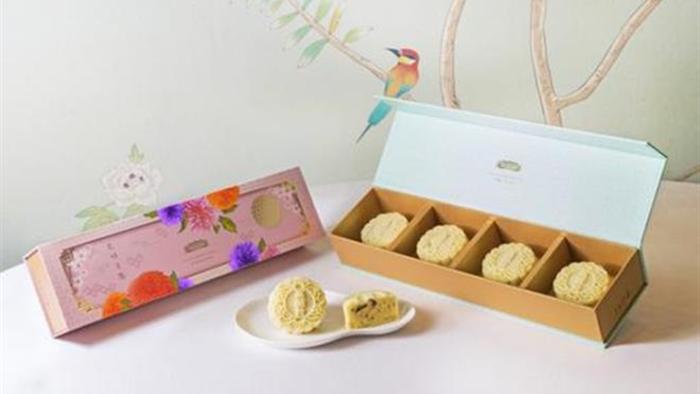 Kỳ dị bánh trung thu rau mùi giá hơn nửa triệu đồng/hộp  - 5