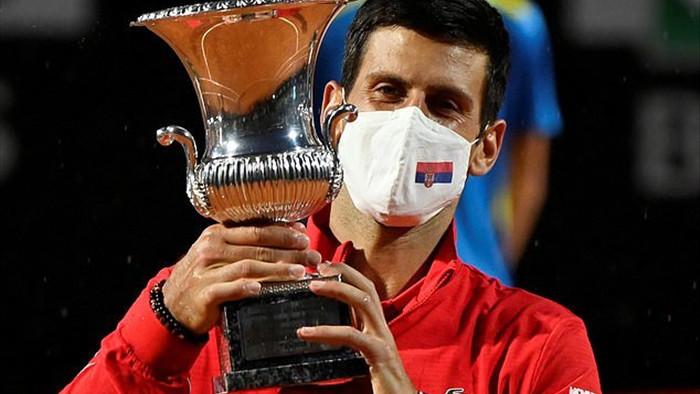 Djokovic lập kỷ lục vô địch Masters 1000