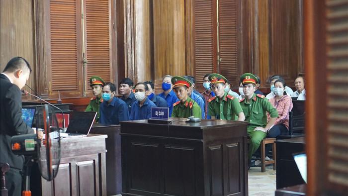 Nguyên giám đốc công ty lương thực Trà Vinh đối mặt với án tử hình - 1