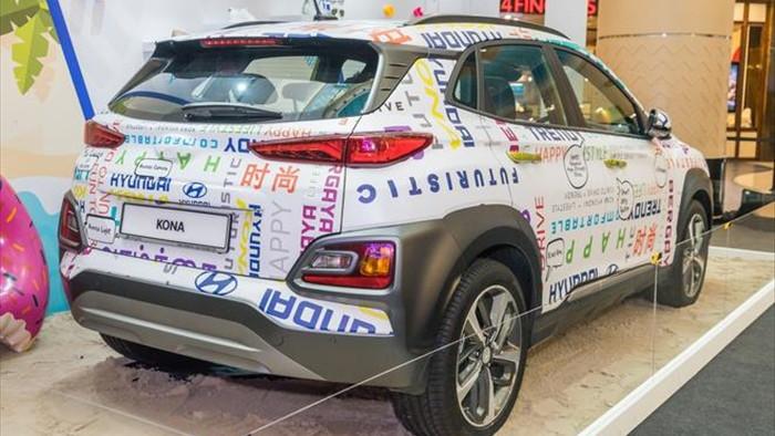 Hyundai Kona sắp được ra mắt tại Malaysia - 2