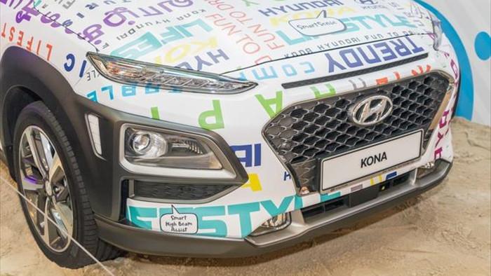 Hyundai Kona sắp được ra mắt tại Malaysia - 3
