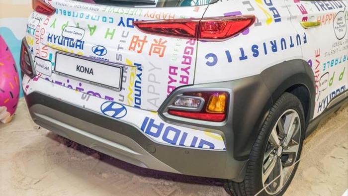 Hyundai Kona sắp được ra mắt tại Malaysia - 5