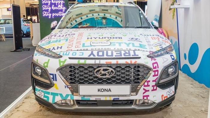 Hyundai Kona sắp được ra mắt tại Malaysia - 8