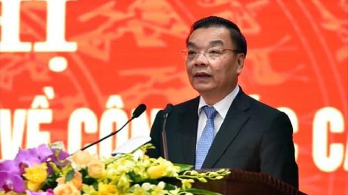 Ông Chu Ngọc Anh giữ chức Chủ tịch UBND TP Hà Nội - 1