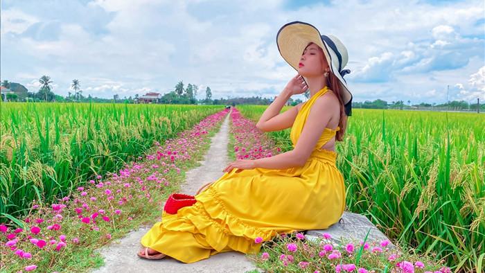 Hướng dẫn tới đường hoa mười giờ đẹp nhất Gò Công - 2