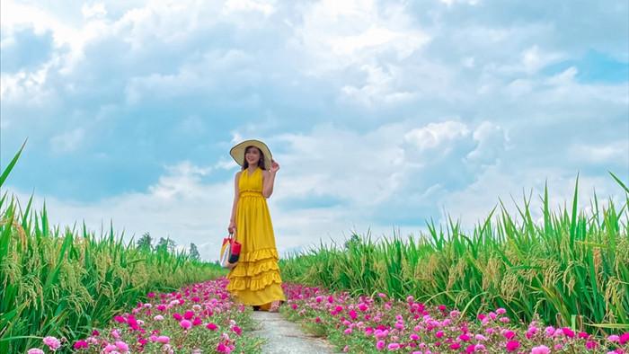 Hướng dẫn tới đường hoa mười giờ đẹp nhất Gò Công - 6