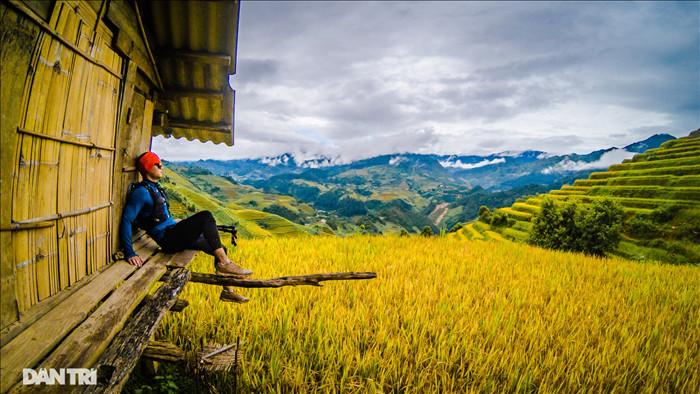 Chạy bộ khám phá vẻ đẹp rực rỡ của những bản làng Mù Cang Chải - 11