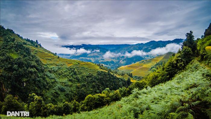 Chạy bộ khám phá vẻ đẹp rực rỡ của những bản làng Mù Cang Chải - 7