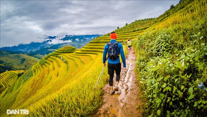 Chạy bộ khám phá vẻ đẹp rực rỡ của những bản làng Mù Cang Chải - 9