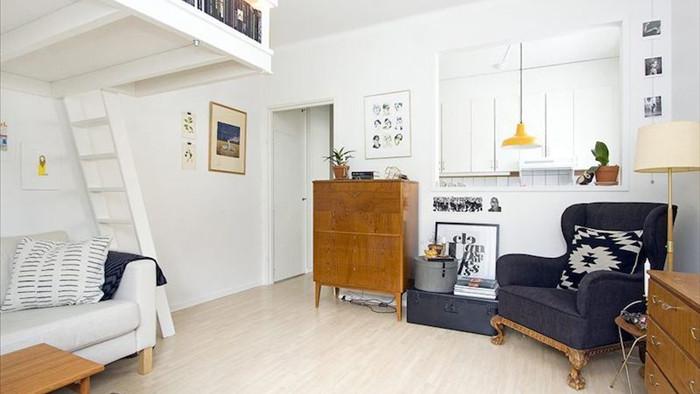 Bí kíp 'vàng' cực đơn giản theo phong thuỷ cho căn hộ chung cư nhỏ