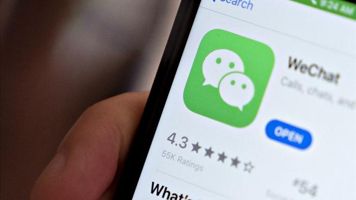 Công ty Mỹ này đã yêu cầu nhân viên trên toàn cầu xóa WeChat khỏi điện thoại cá nhân - Ảnh 1.