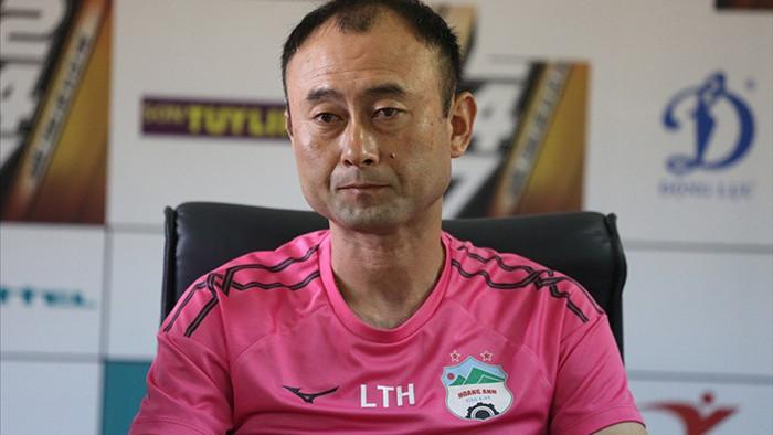 HA Gia Lai thay tướng trận gặp CLB TPHCM - 1