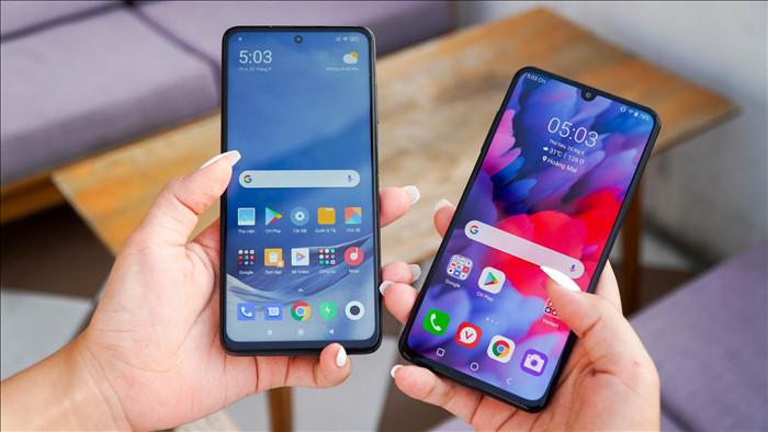 Poco X3 NFC đọ dáng Vsmart Aris: 7 triệu chọn smartphone nào? - 2