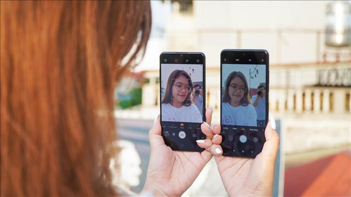 Poco X3 NFC đọ dáng Vsmart Aris: 7 triệu chọn smartphone nào? - 7