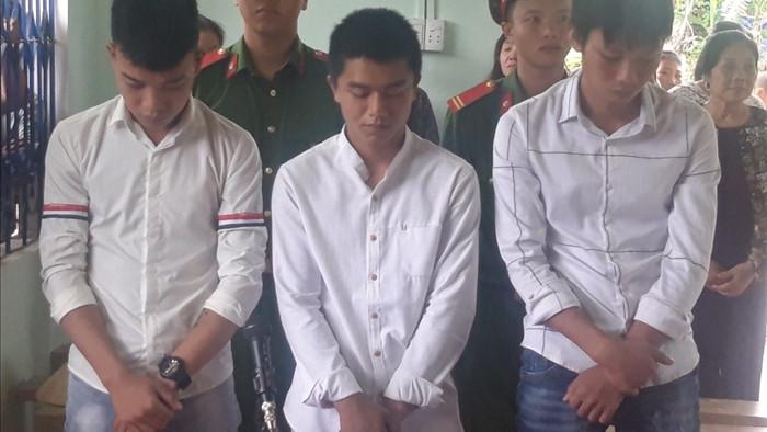 Chặt phá cờ, 3 thanh niên bị kết tội xúc phạm quốc kỳ - 1