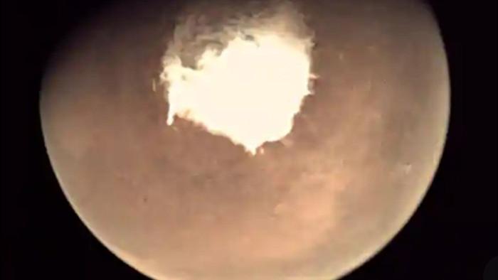 Thêm bằng chứng về khả năng có sự sống trên sao Hỏa - 1