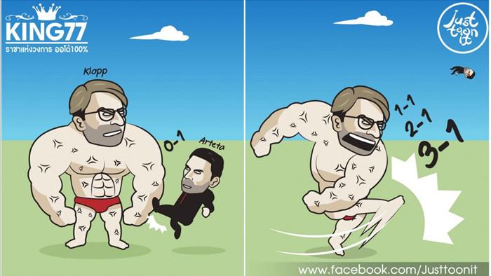 """Liverpool và nghệ thuật """"bóp nghẹt"""" đối thủ - 1"""