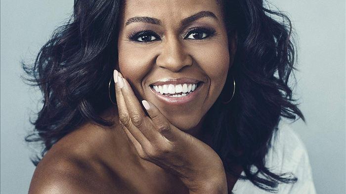 Một cuốn sách bà Michelle Obama, phu nhân cựu Tổng thống Mỹ Barack Obama xuất bản năm 2019 với Penguin Random House