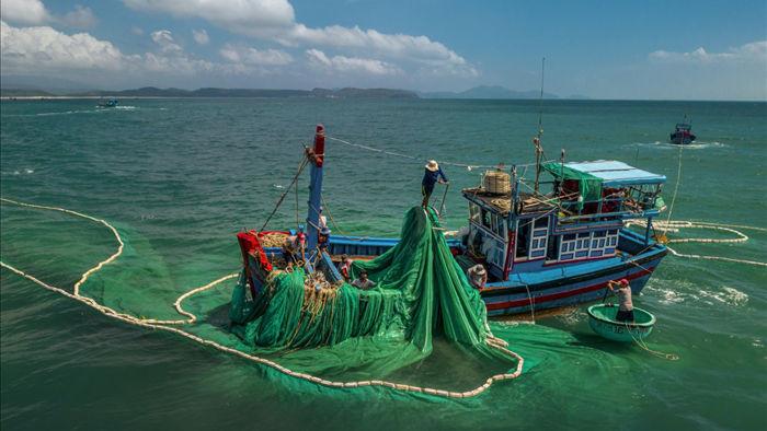 Vẻ đẹp ngoạn mục của Việt Nam nhìn từ trên tầm cao - 24