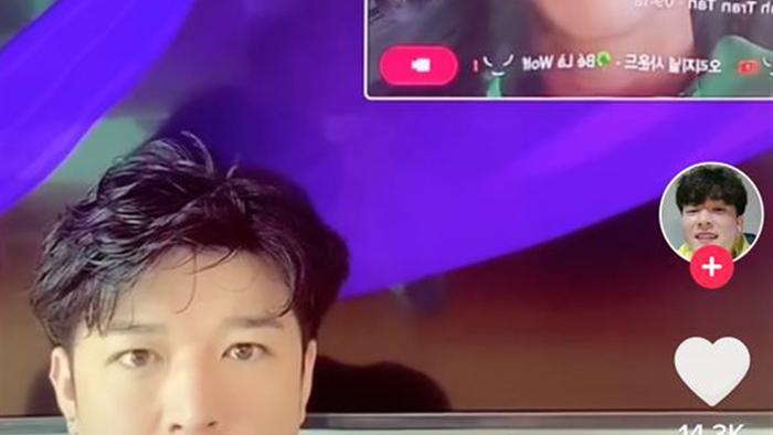 Nằm võng nhìn camera 5 giây có ngay 16 triệu view, TikToker Việt tạo trend gây sốt từ Hàn đến Thái - Ảnh 10.