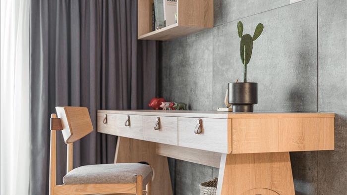 """Độc đáo căn hộ phong cách Nhật có phòng khách """"biến hóa bất ngờ"""" - 4"""