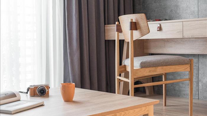 """Độc đáo căn hộ phong cách Nhật có phòng khách """"biến hóa bất ngờ"""" - 8"""