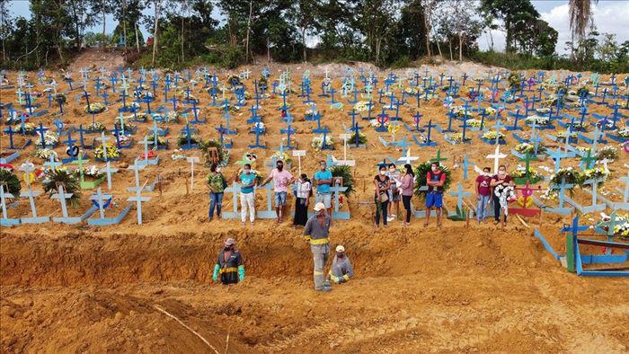 Thảm họa trong một thành phố ở Brazil, nơi COVID-19 không còn vật chủ để lây vì 44 - 66% dân số đều đã nhiễm - Ảnh 3.