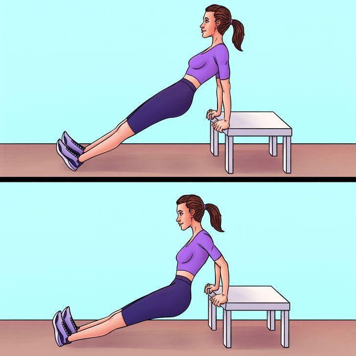 Giảm đau lưng, ngăn ngừa thoái hóa cột sống với 7 bài tập sau