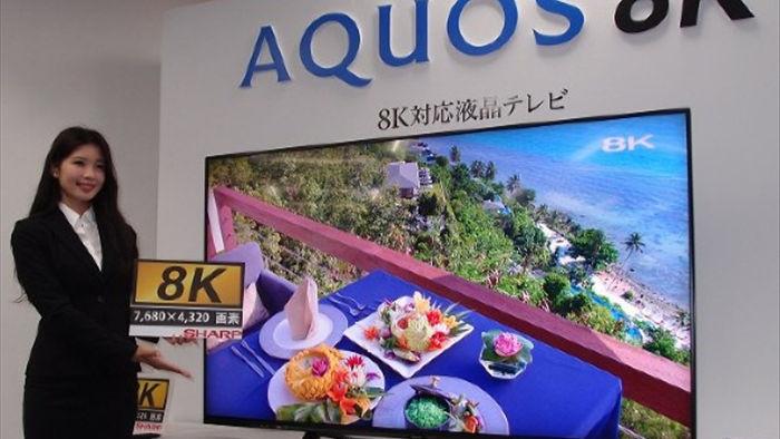 Nhiều mẫu TV 8K giảm 50%, thị trường vẫn ảm đạm - 1